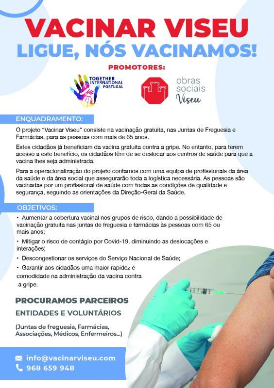 Flyer Vacinas